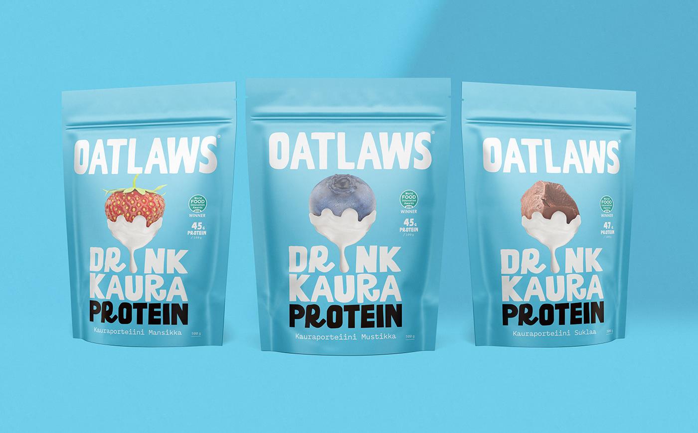 Oatprotein - Oatlaws