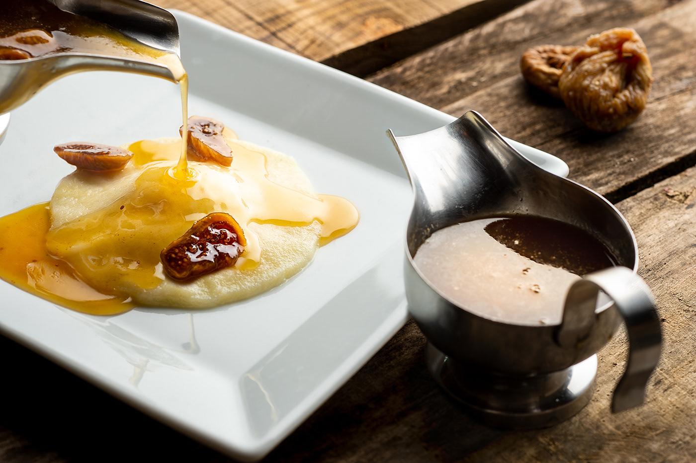 Food  truffles Photography  Dejan hren Pasta meat restaurant styling