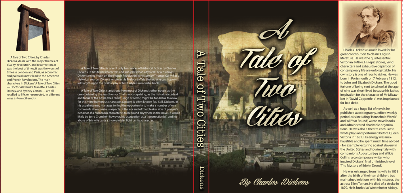 tale of two cities as a historical novel