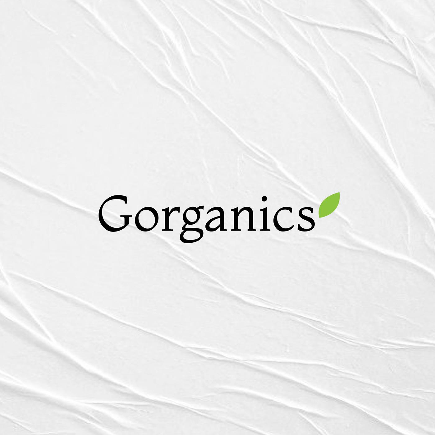 branding  organic food Organic Veggies packaging design Retail