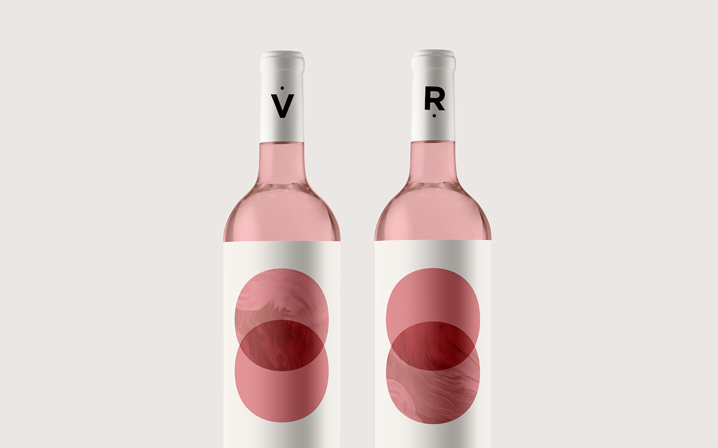 graphic desing wine inspire Packaging