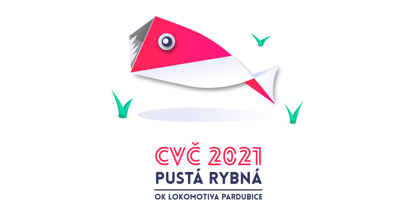 colorful fish ILLUSTRATION  Illustrator logo logodesign sport
