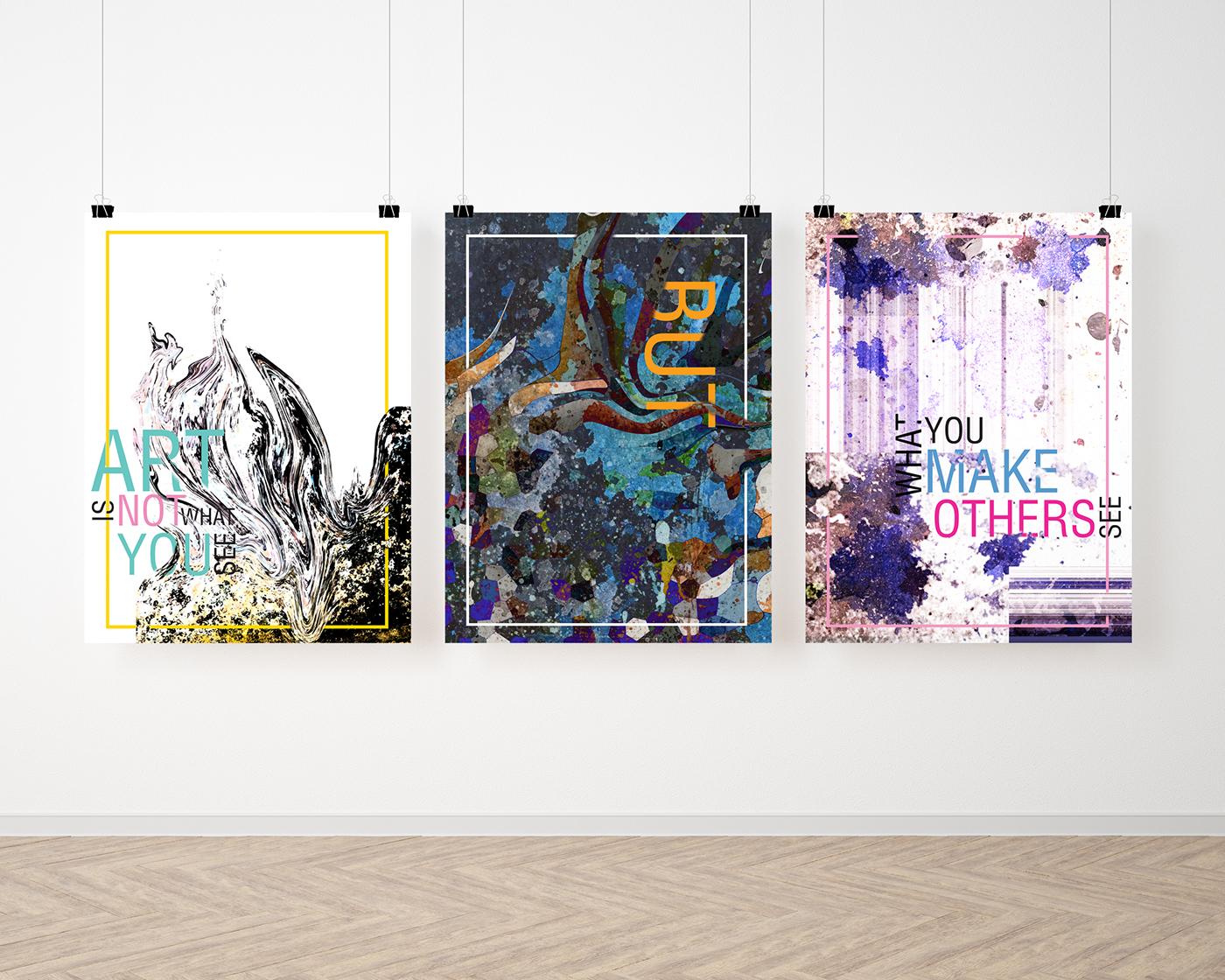 高品質的23張手繪海報設計欣賞