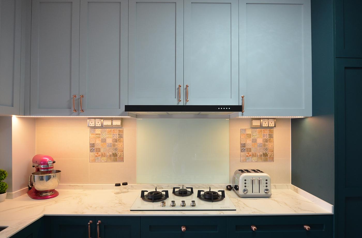 Kitchen | Pasir Ris Drive 4 on Behance