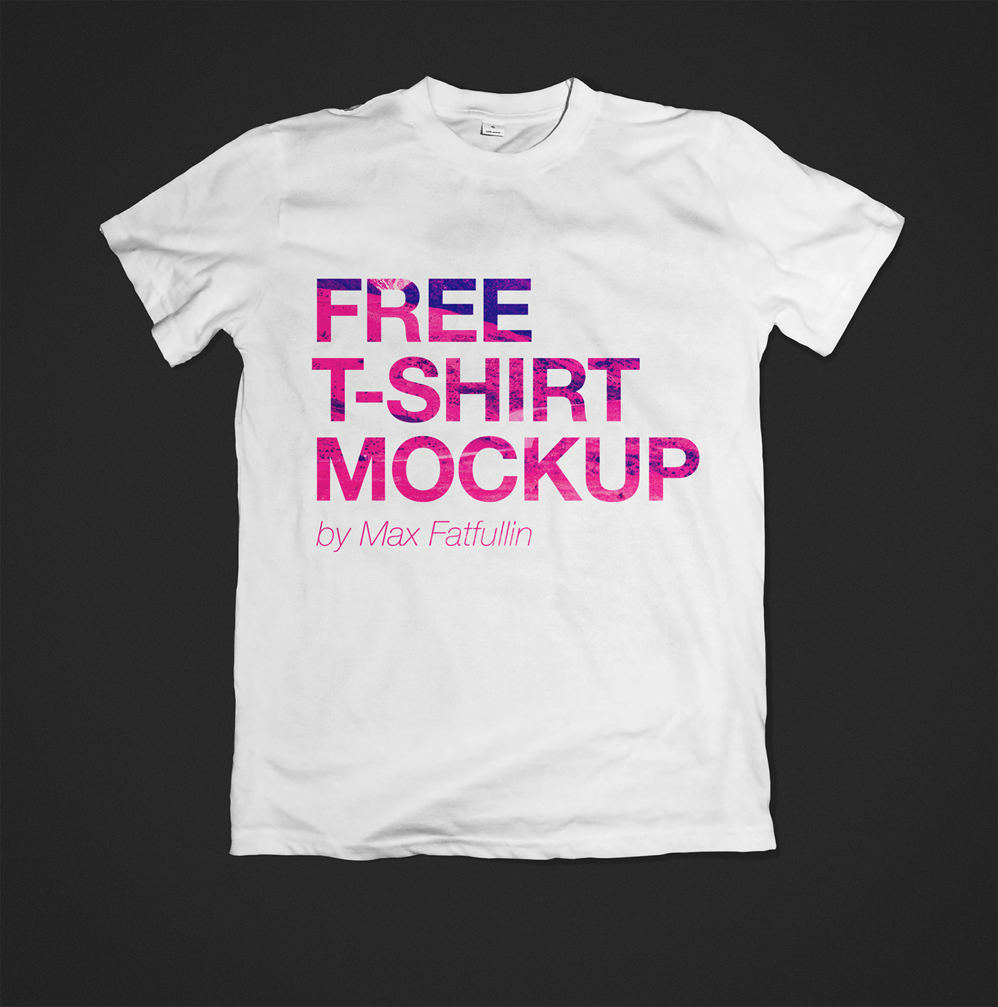 free t shirt mockup on behance