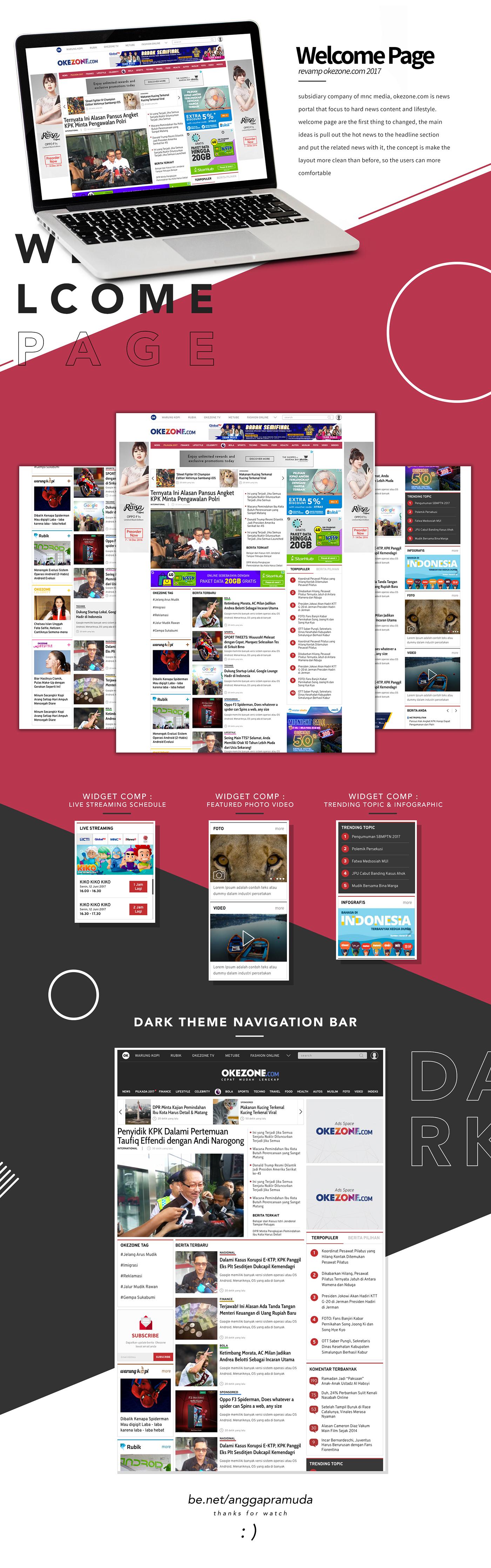 okezone.com,okezone,Welcome Page,revamp,MNC,MNC MEDIA