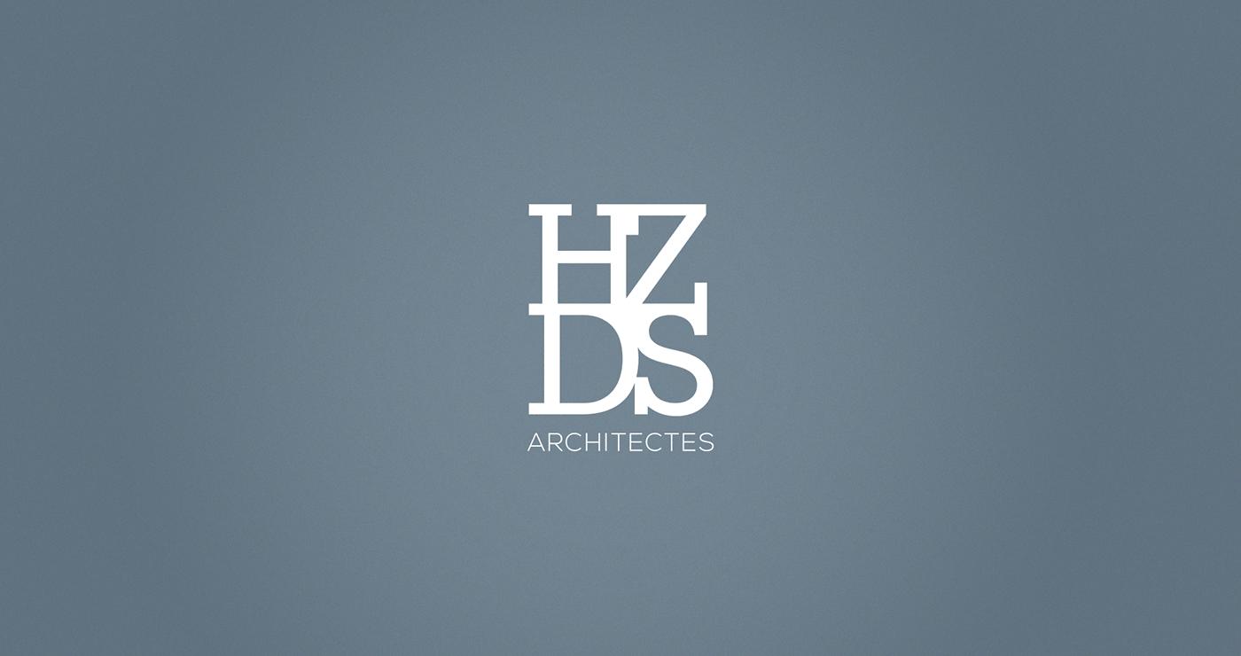 HZDS | White logo