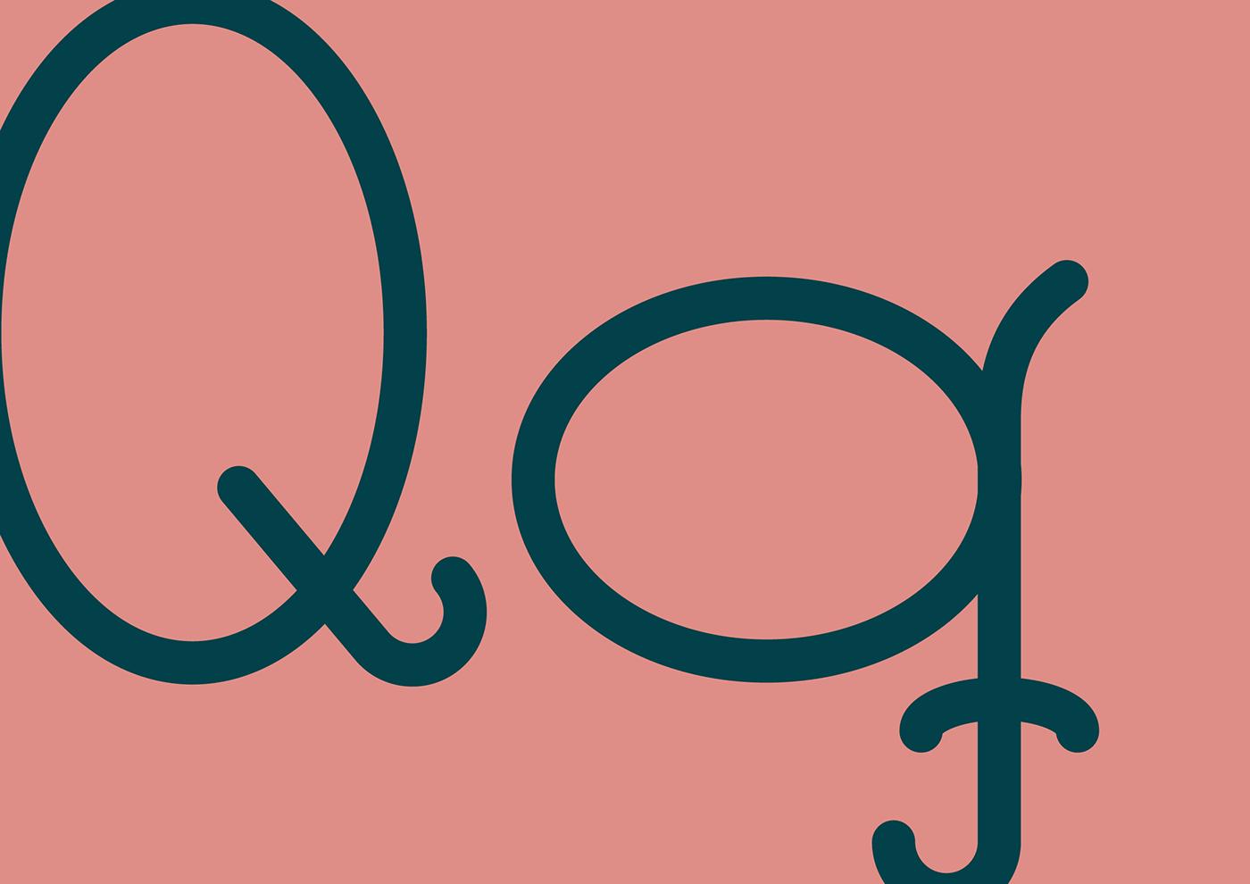 DMJX dmjxid DMJX1720 type typography   quirky cute font Fontself ant