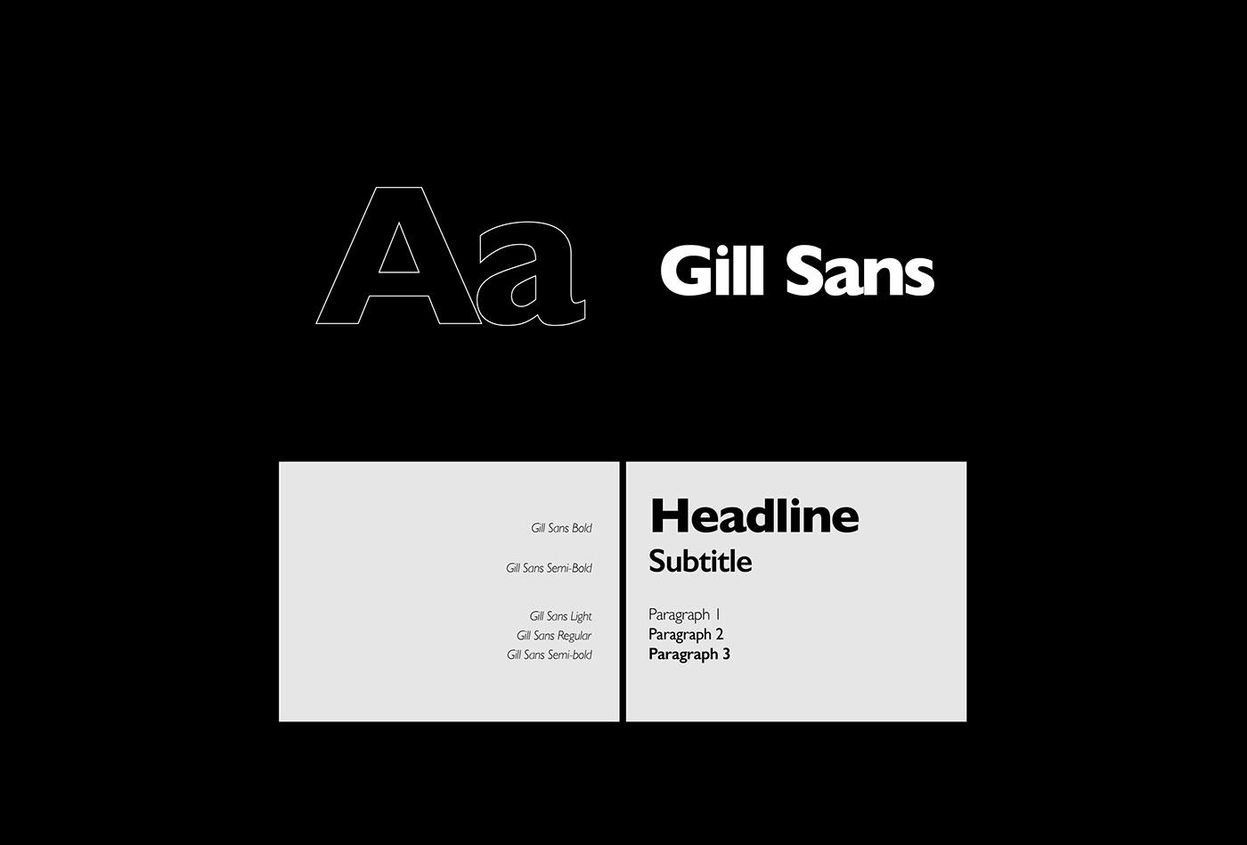 Skillrep Typography