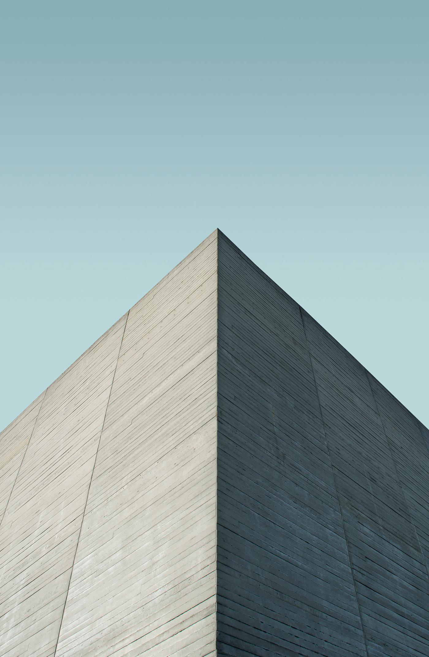 minimal Minimalism pastel modern architecture London building pattern geometry Urban skyscraper