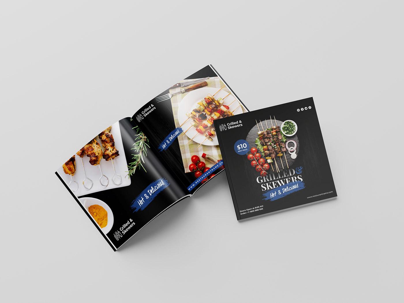 black broucher Broucher delicious Food  food broucher grilled Hot leaflet nabs group