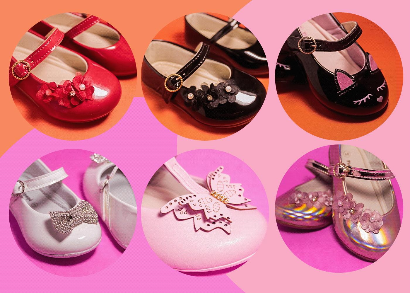 Fotografia calçados infantil moda design João Pessoa Paraíba sapatilha criança garotas