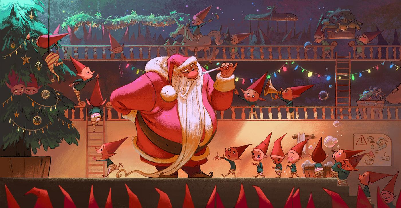 高品質的12個聖誕節圖檔欣賞