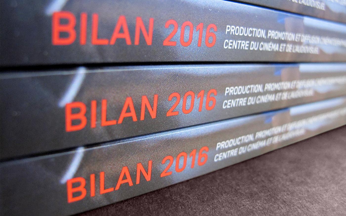 annual report rapport annuel Cinema francophones Production Promotion