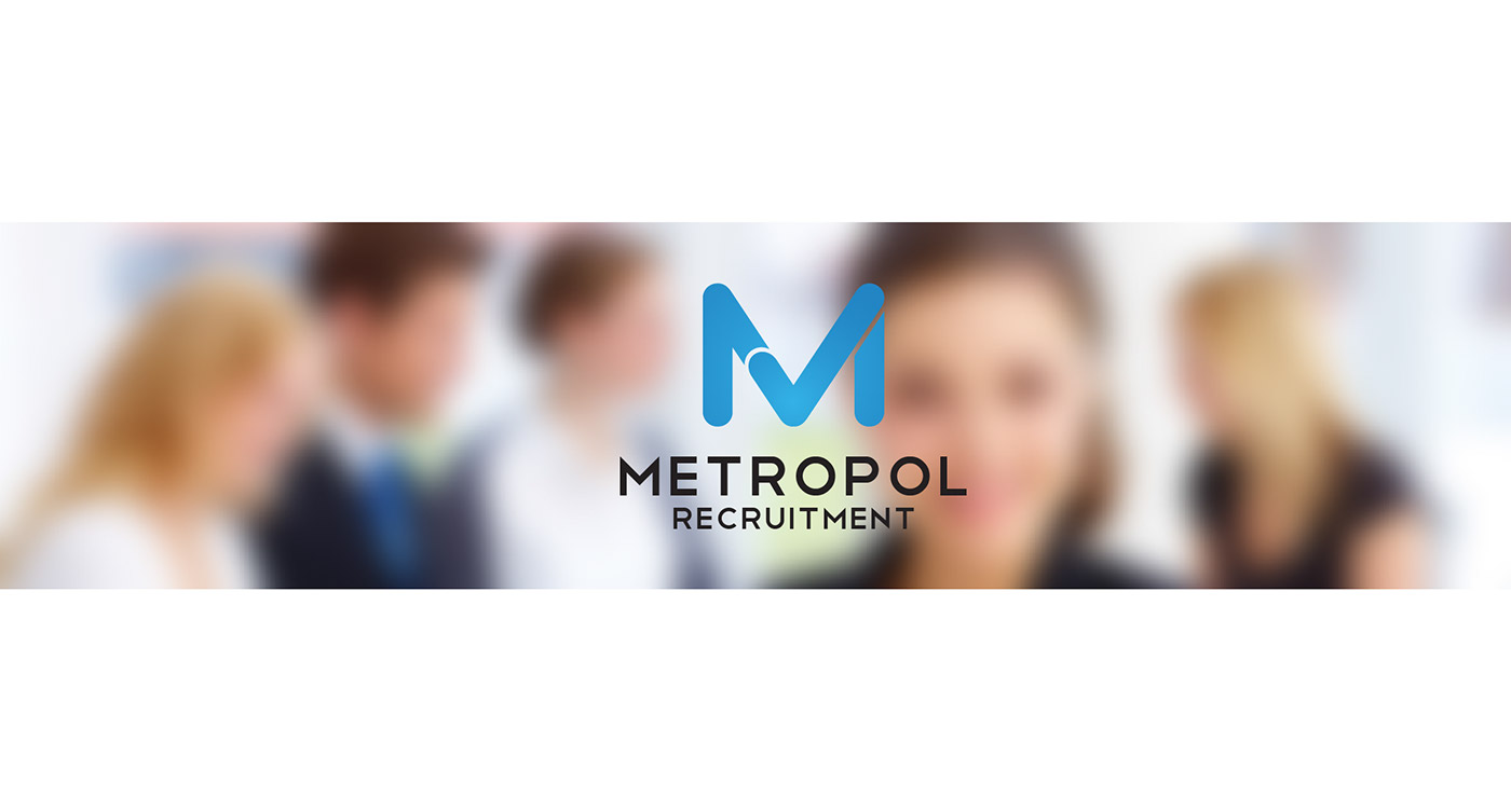 metropol recruitment on behance the tick resembles the process of recruiting a candidate metropol searches for the best candidate by ticking the requirement list for the job role