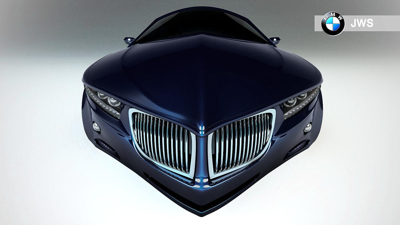 BMW JWS bmw concept bmw shark Bmw shark concept shark concept  auto concept