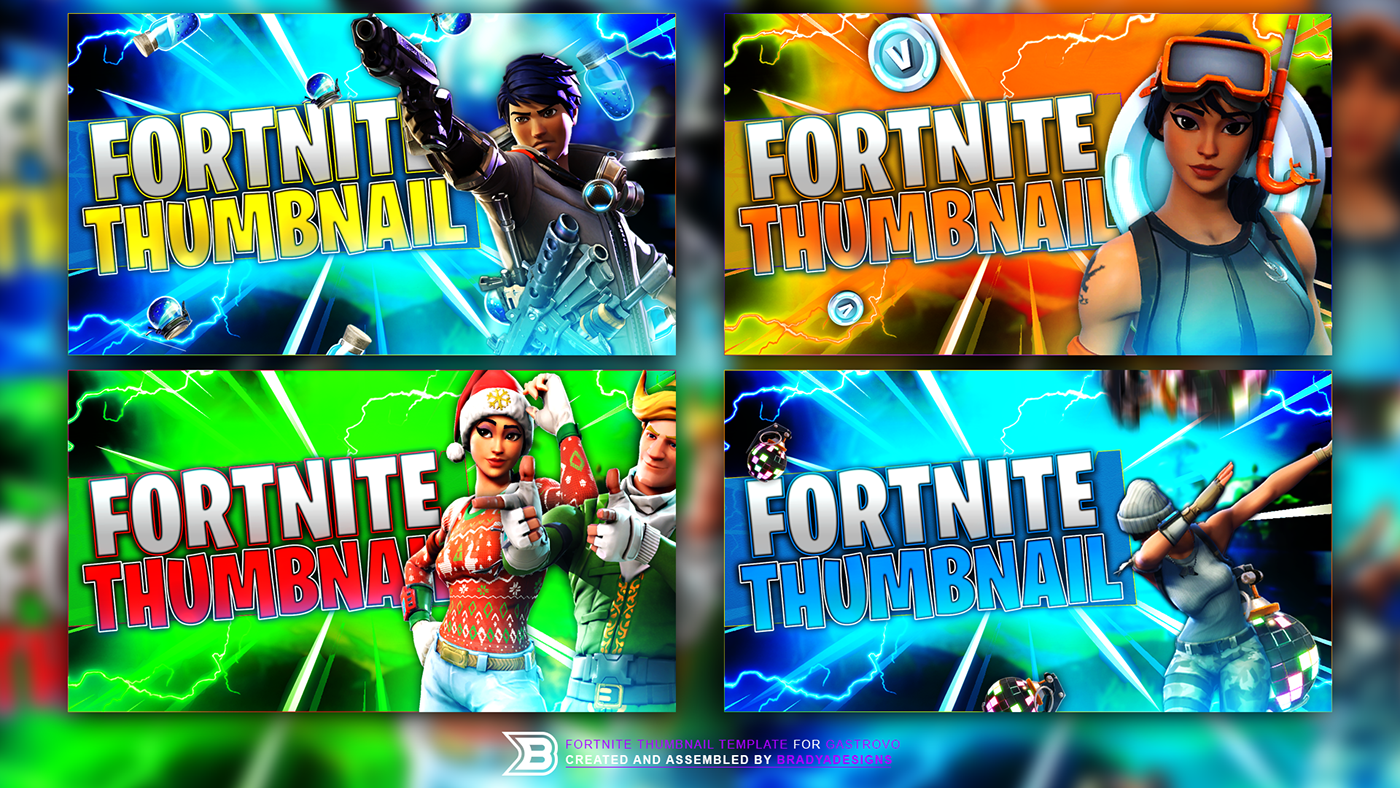 Thumbnail Graphics On Behance