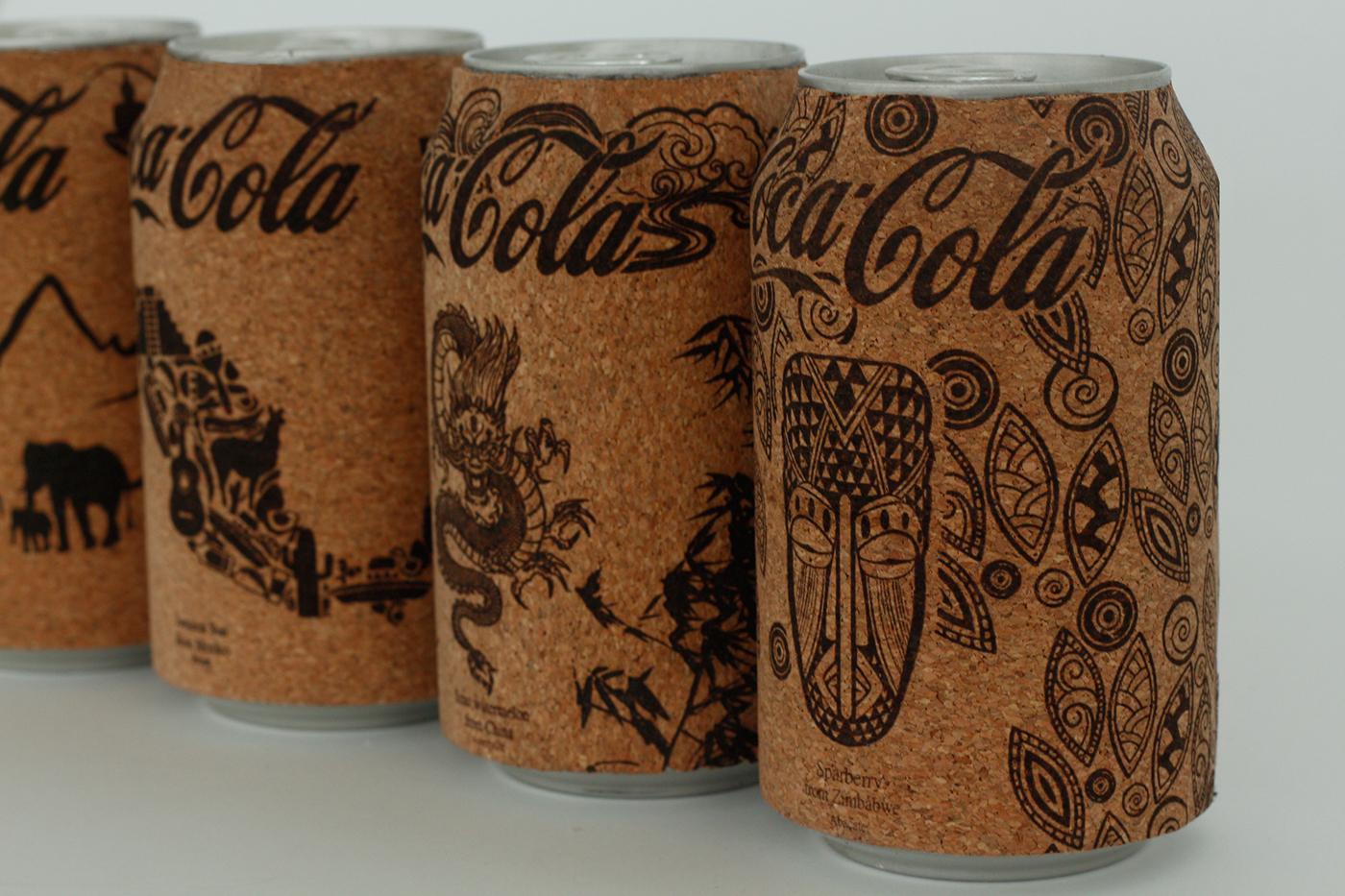優質的19個可口可樂包裝欣賞