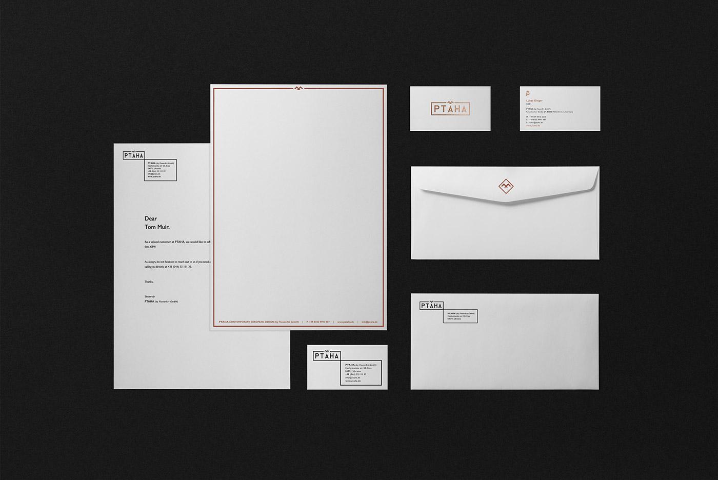 branding  furniture modern furniture logo contemporary Design furniture Logotype Corporate Identity