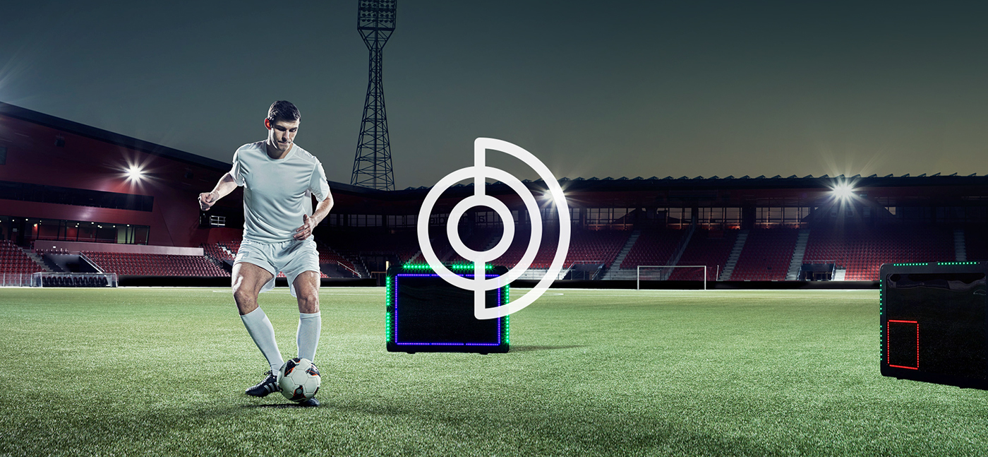 branding  logo icons illustrations sport football soccer