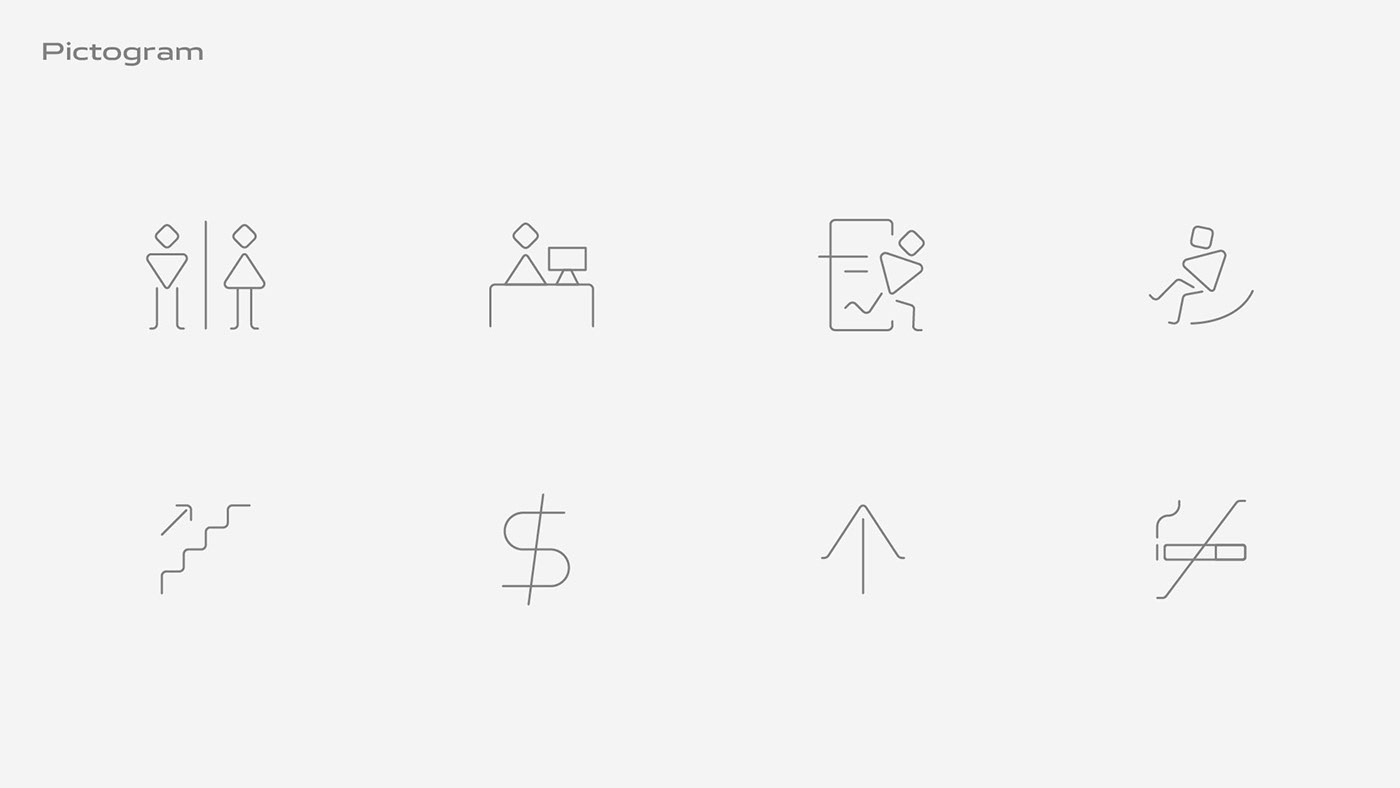 design,Vivo,vivo lab,wayfinding,Signage,Icon,pictogram,graphic,Space ,sign