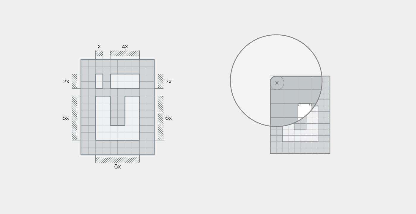 unbox innovation blockchain devops branding  Logo Design agency brand identity digital orange