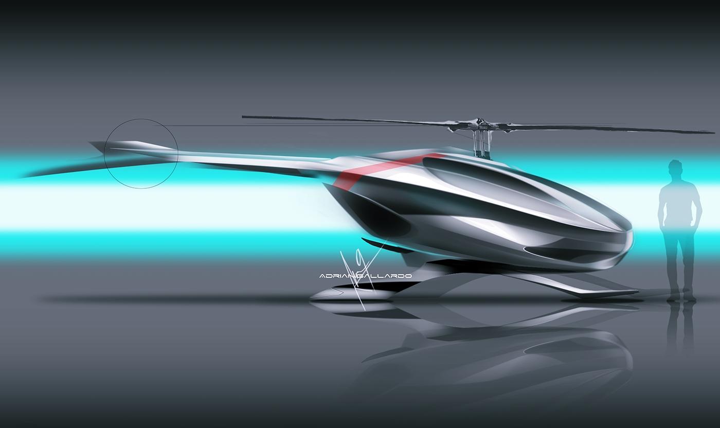transportationdesign helicopter sketch industrialdesign design helicoptero
