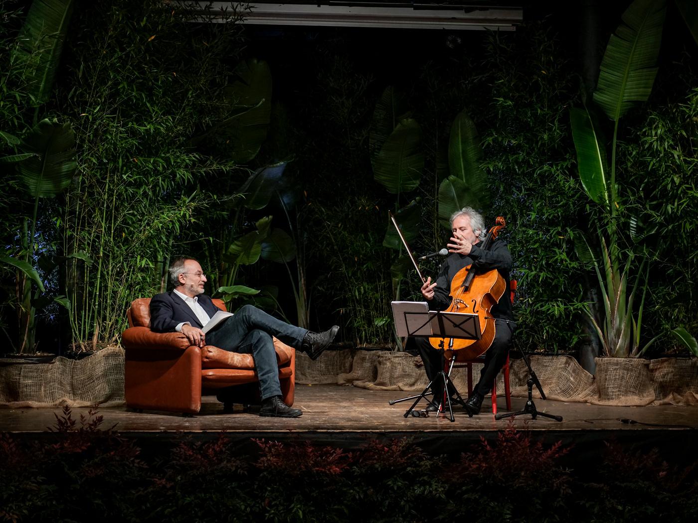 dialogo concerto Recó Festival
