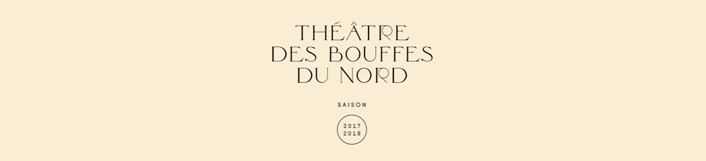 Bouffes du Nord Violaine & Jeremy Anna Kovecses font Traviata silkprint colors Jeremy Schneider Theatre music