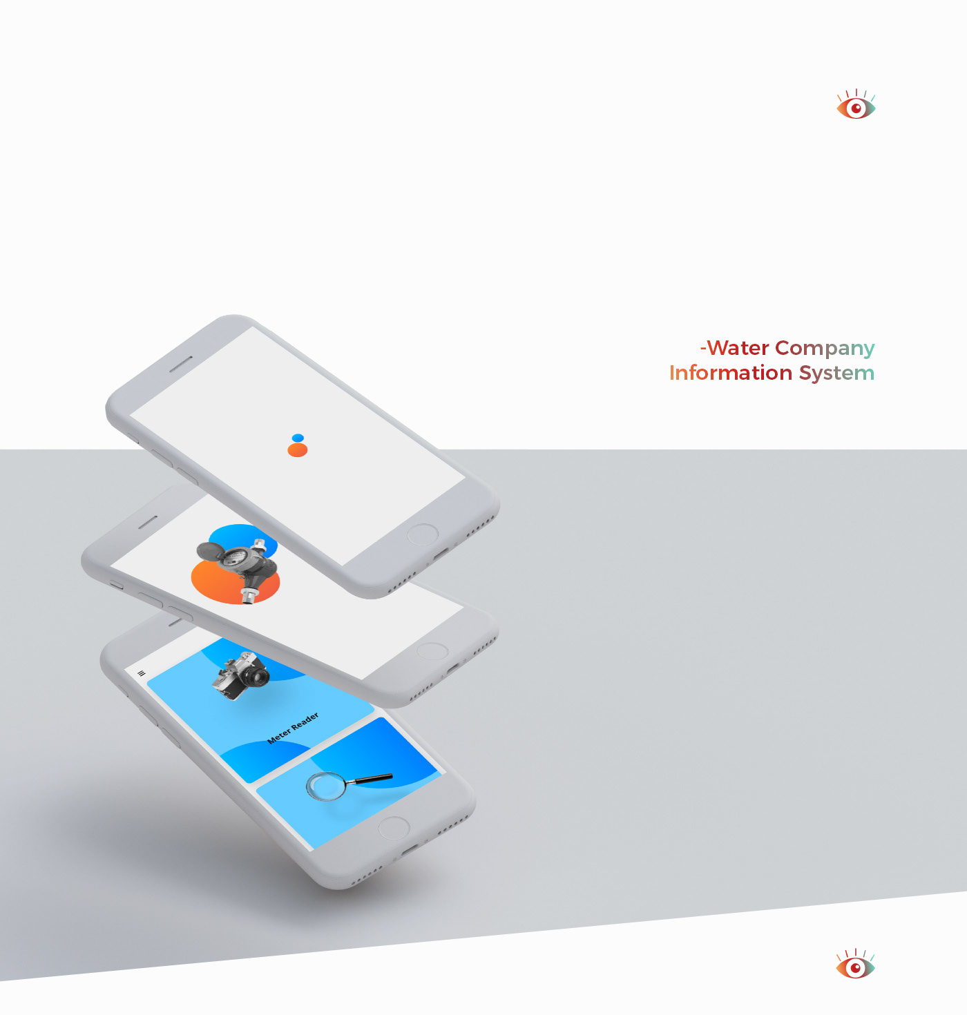 company Good objective Practice system UI uiux ux water Website