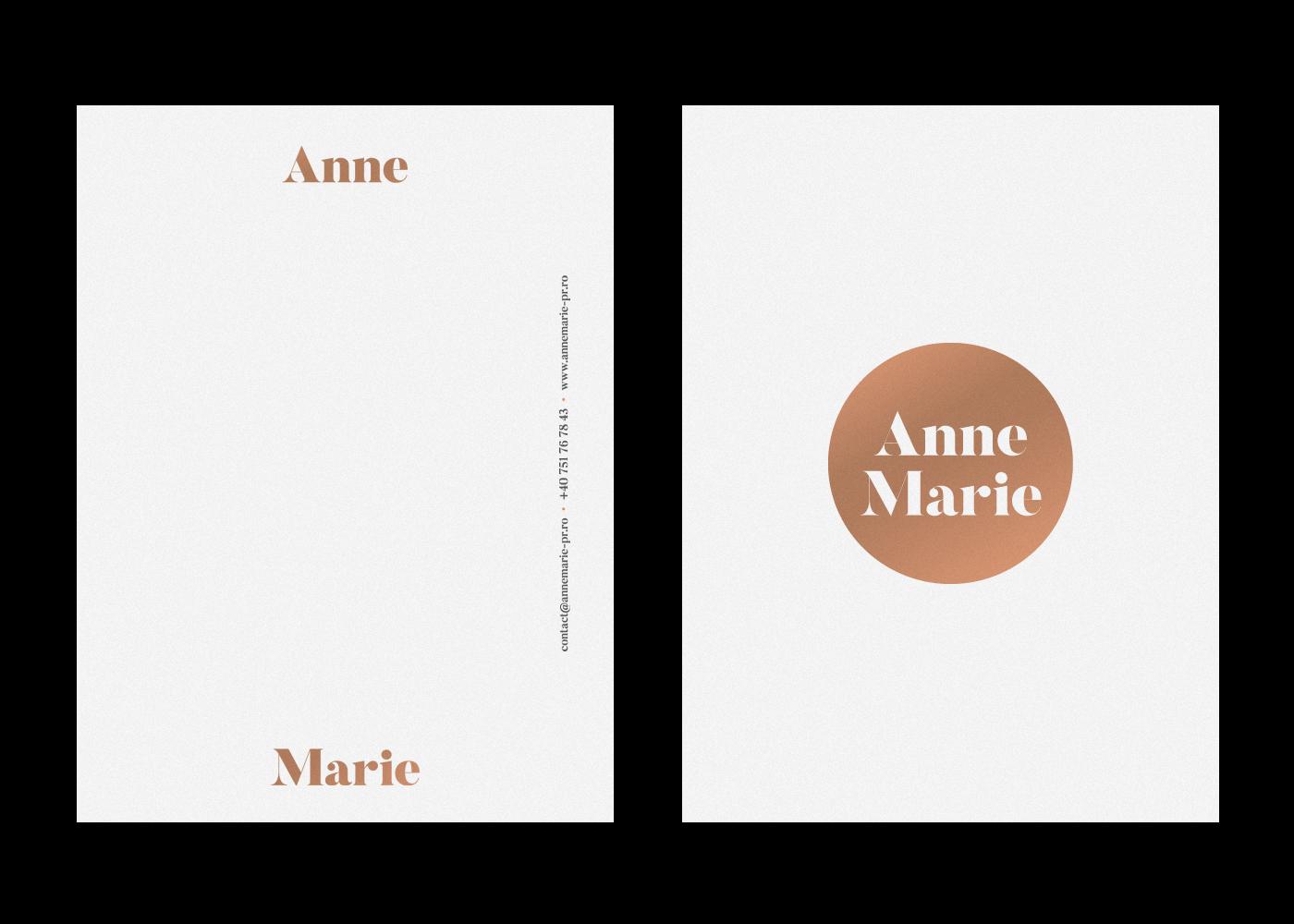 branding  Freelance PR AnneMarie PR pr public relations custom-made bucharest Dsgnr Studio Cristi Ursea design