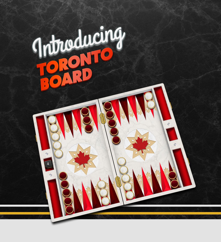 Backgammon Canada