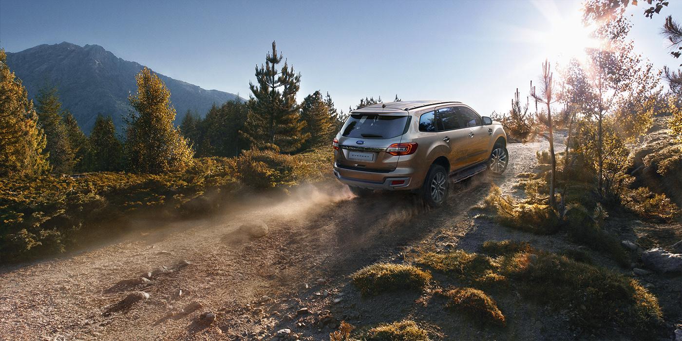 Ford everest ford everest 2019 CGI CG automotive   asia car