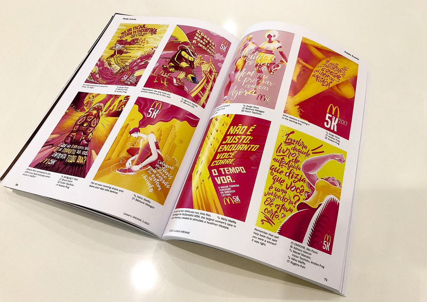 mcdonald's,race,Marathon,Nike,adidas,design,poster,puma,5k,woman