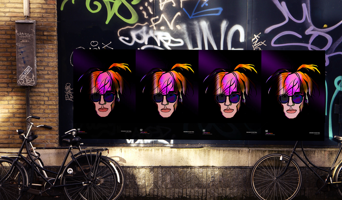 art design Digital Art  iPad poster Procreate Pop Art