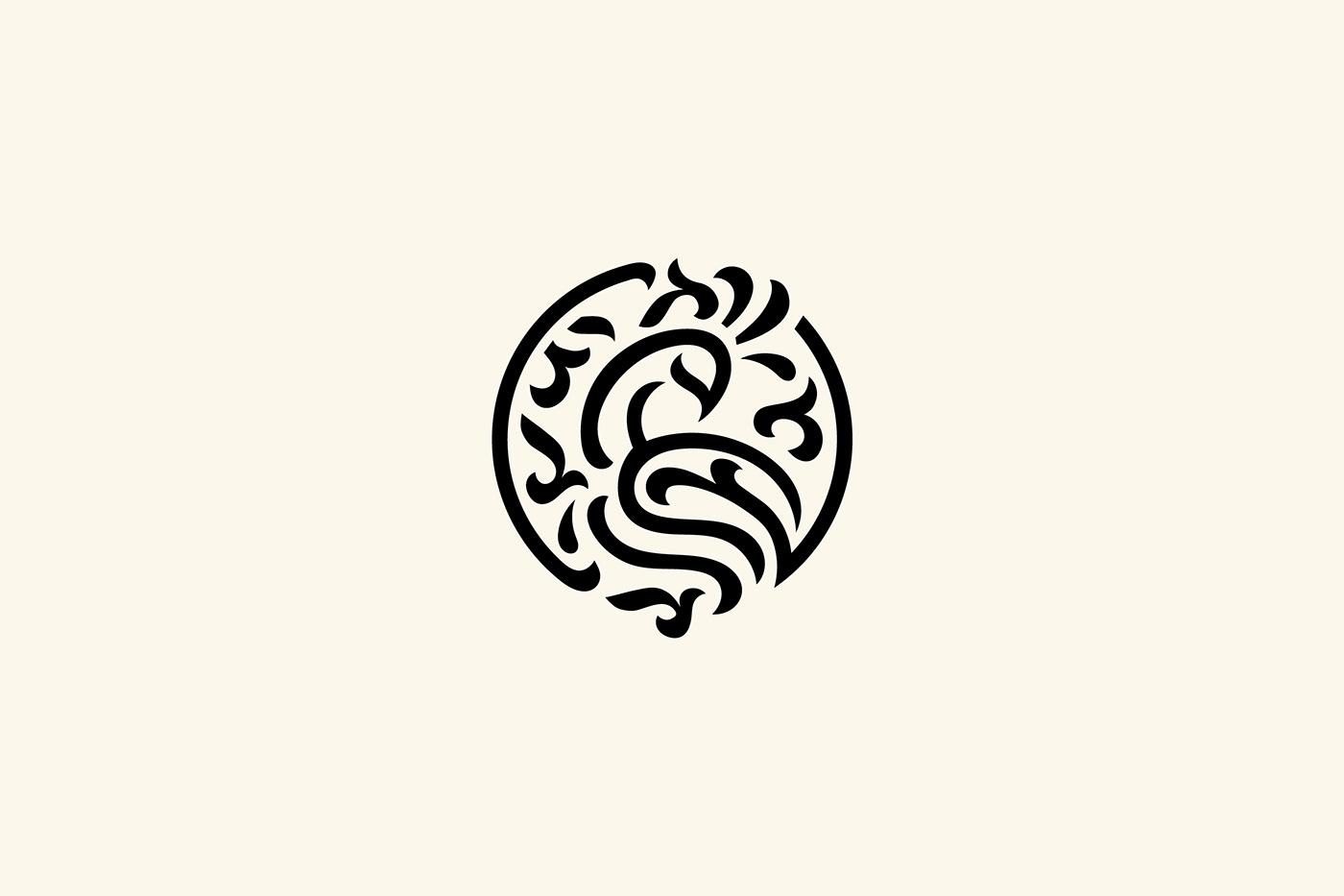 brand branding  Clothing elegant Fashion  identity logo Logotype luxury peacock