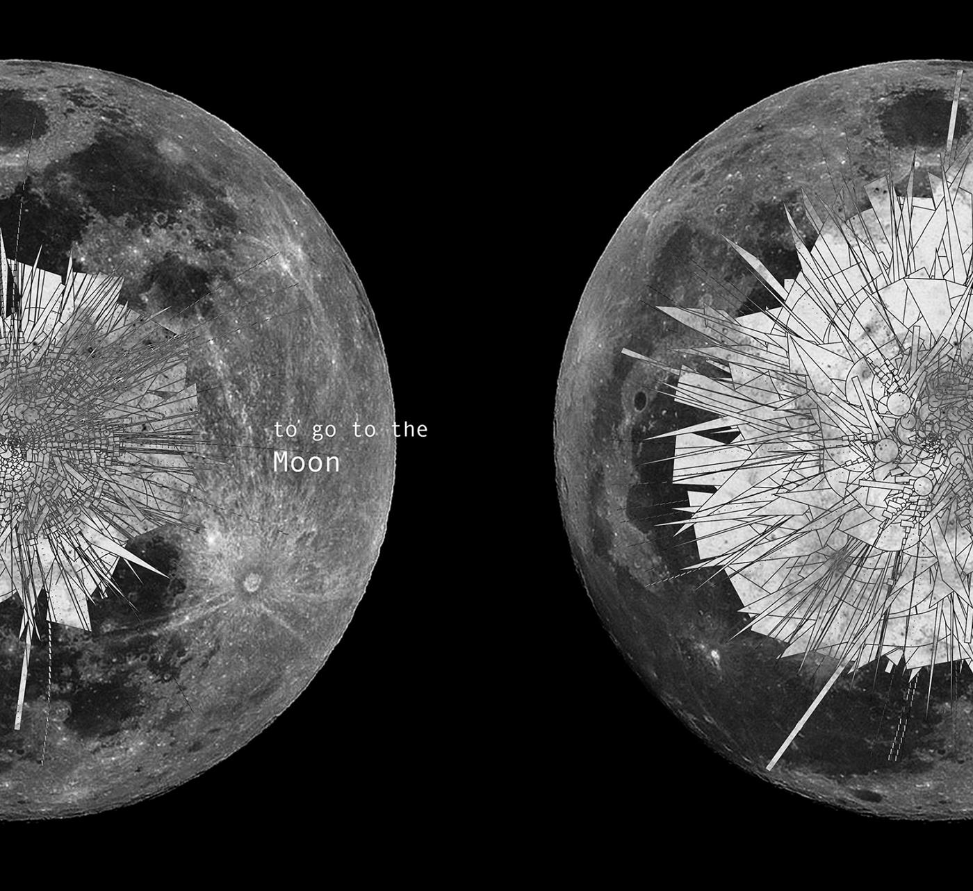 coding data visualization moon JFK we choose to Computing Design processing programing