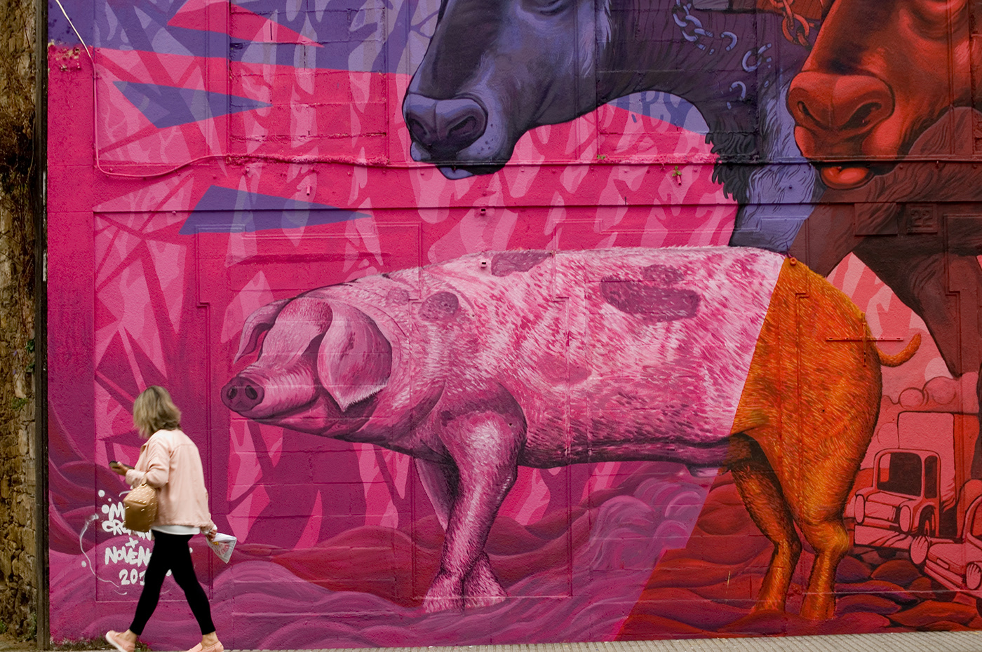 Image may contain: animal, drawing and art
