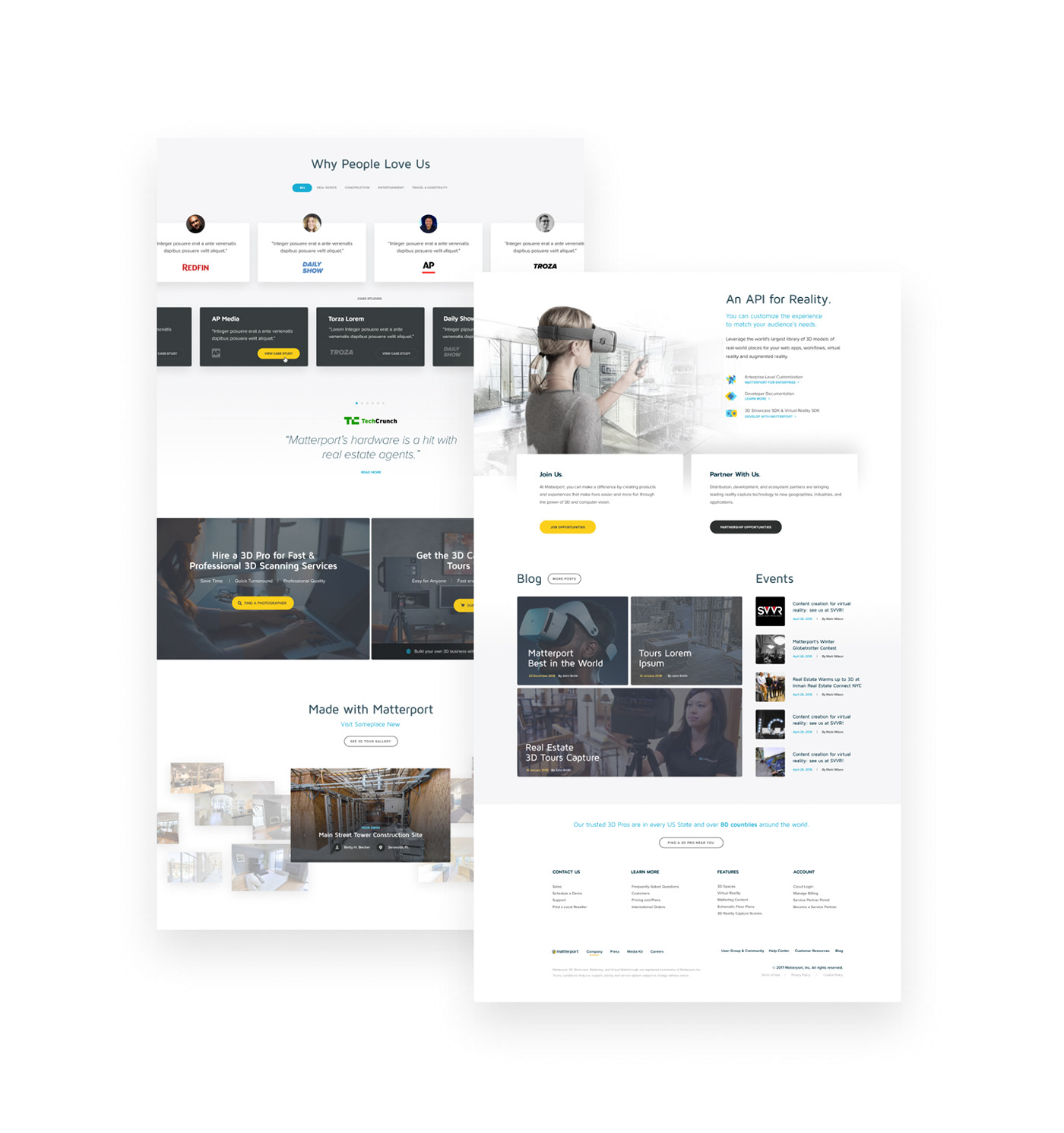 strategy iconography motion animation  3D Web Design  ui ux interactive agency mobile