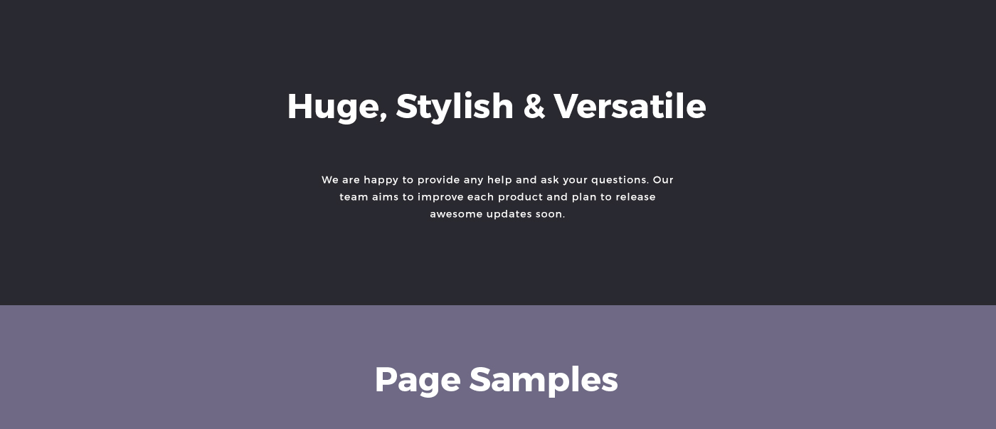 UI kit sketch photoshop parallax animations freebie ui market uikit landing page