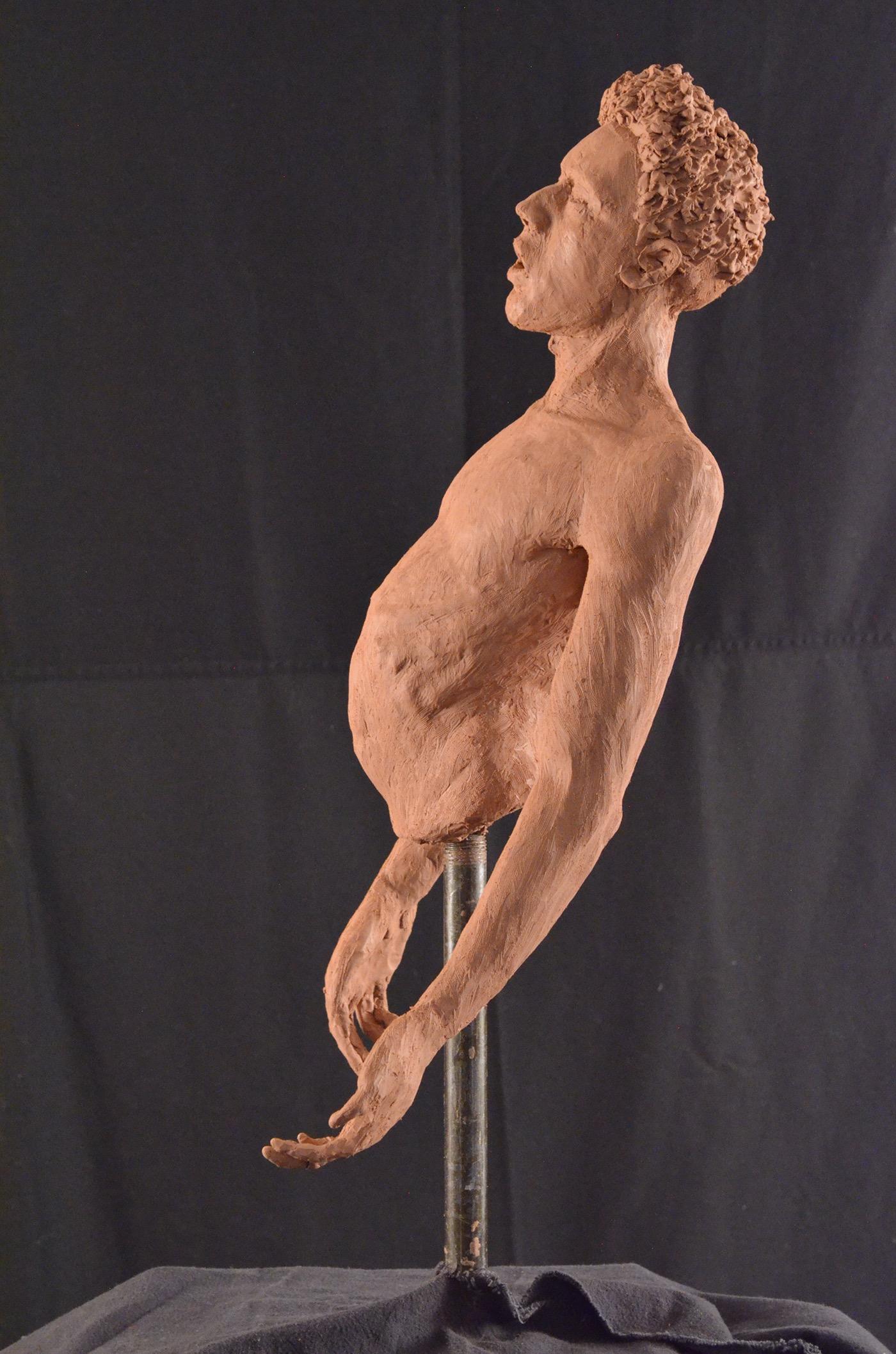 figure modeling figure sculpture