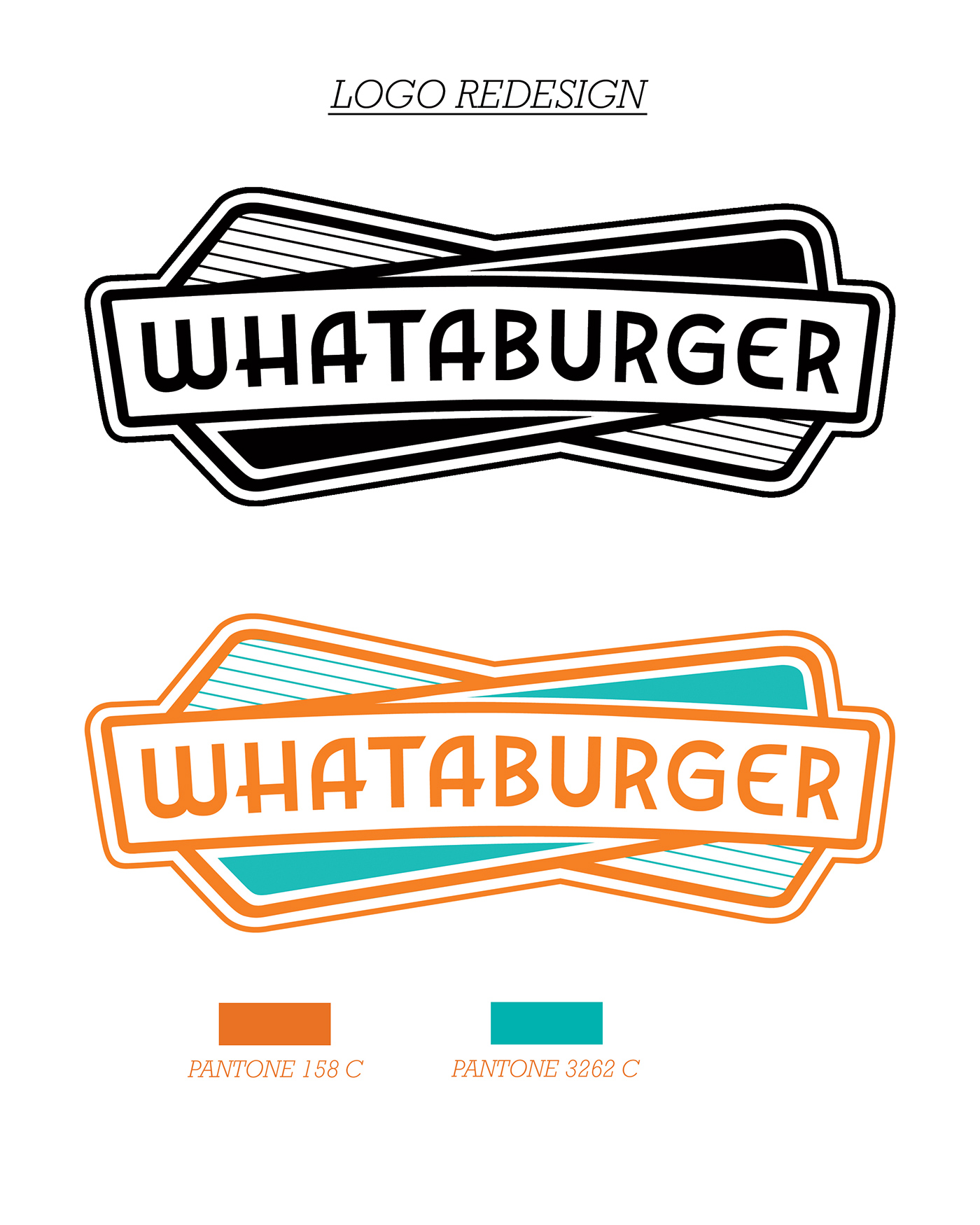 Whataburger\' Rebranding Project on Behance