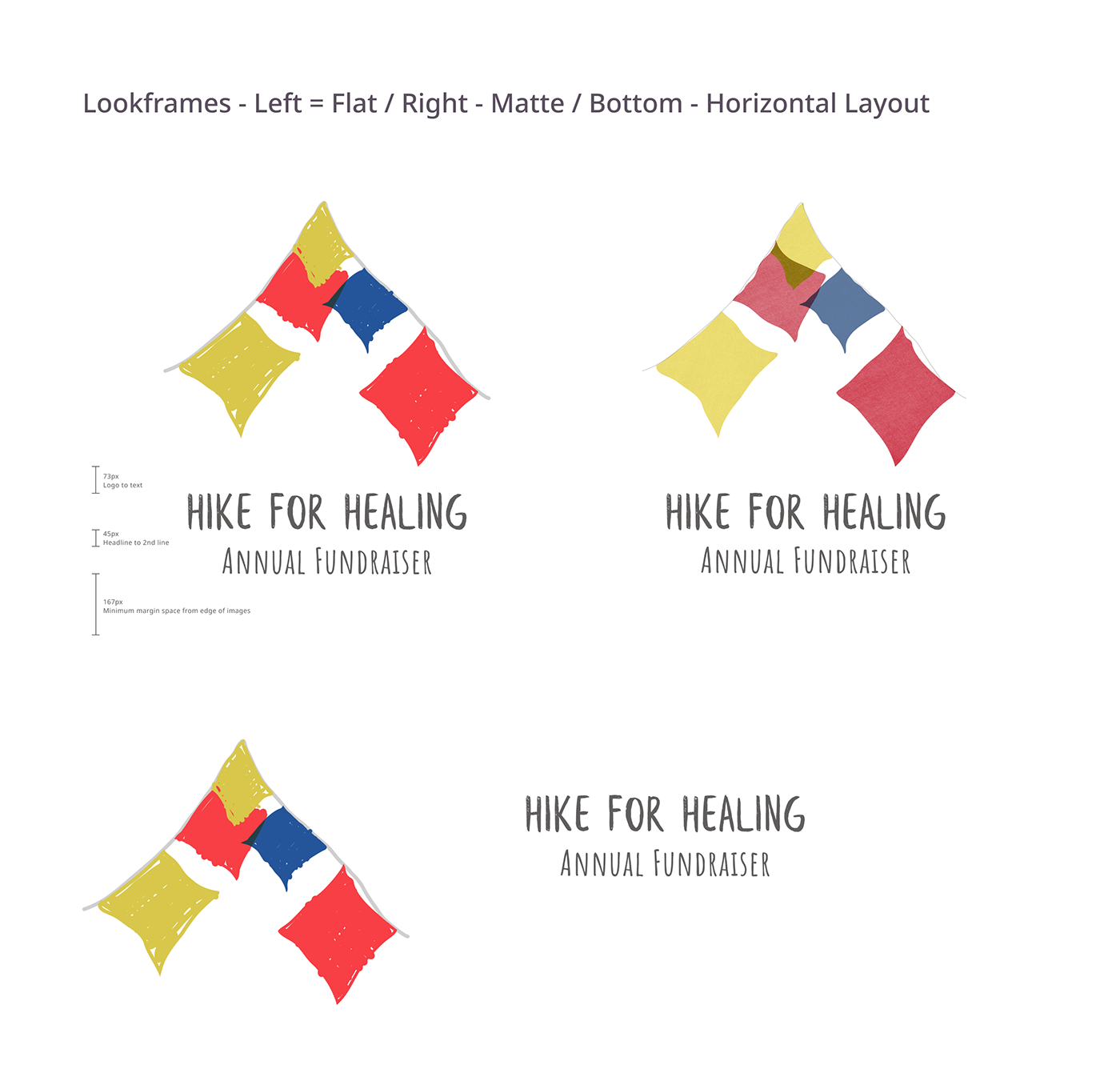 NHS Logo Variations