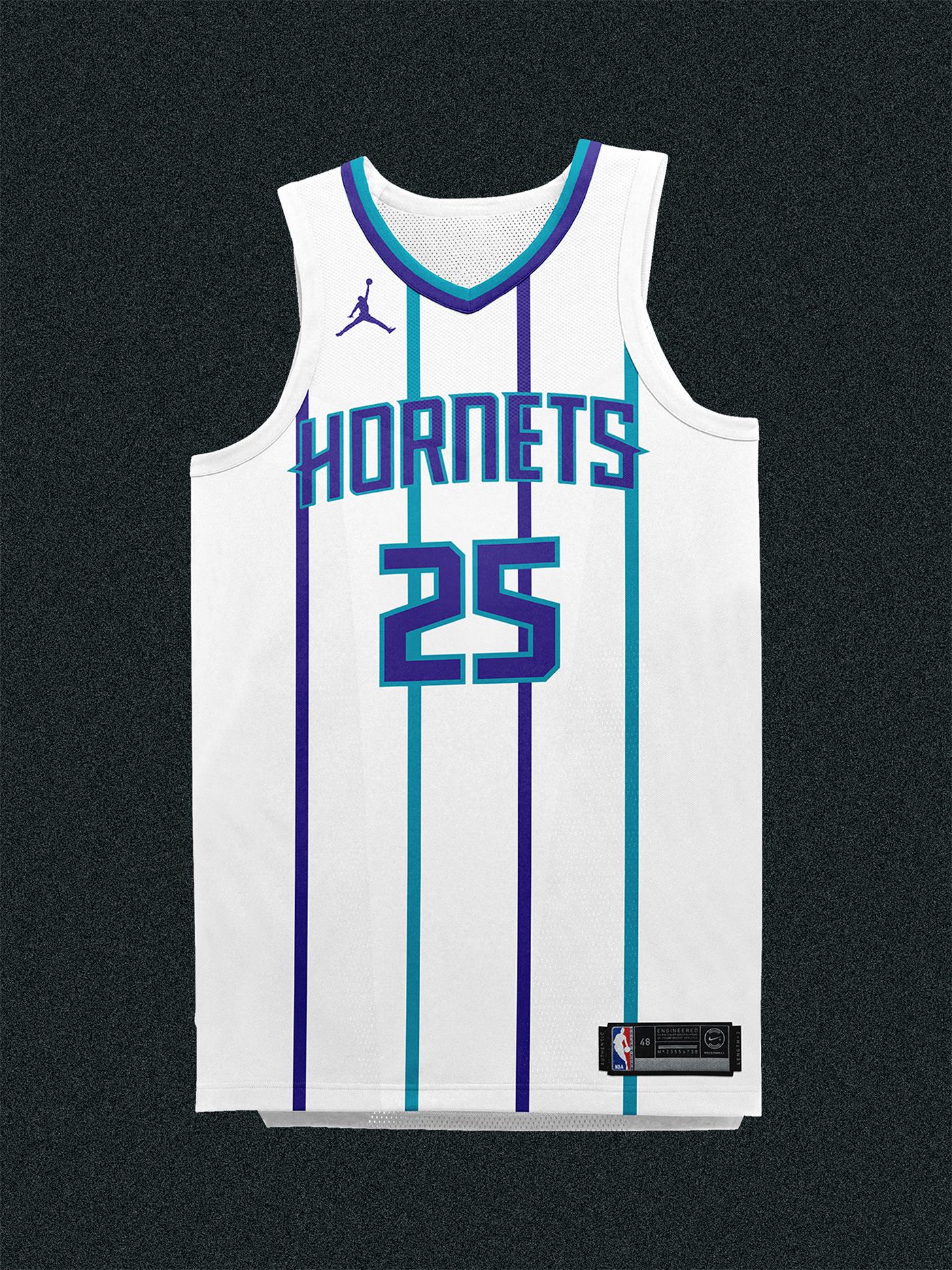 NBA Uniform Refresh on Behance