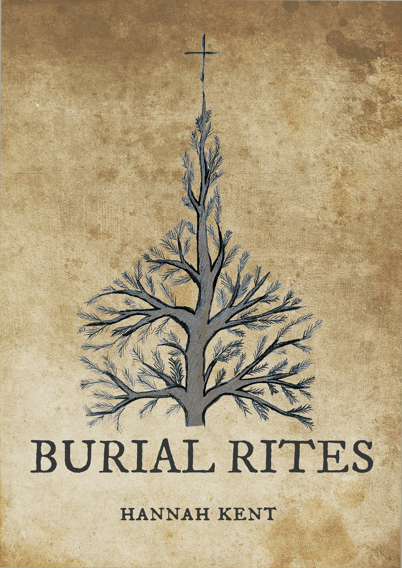 Burial Rites Book Cover Project On Behance