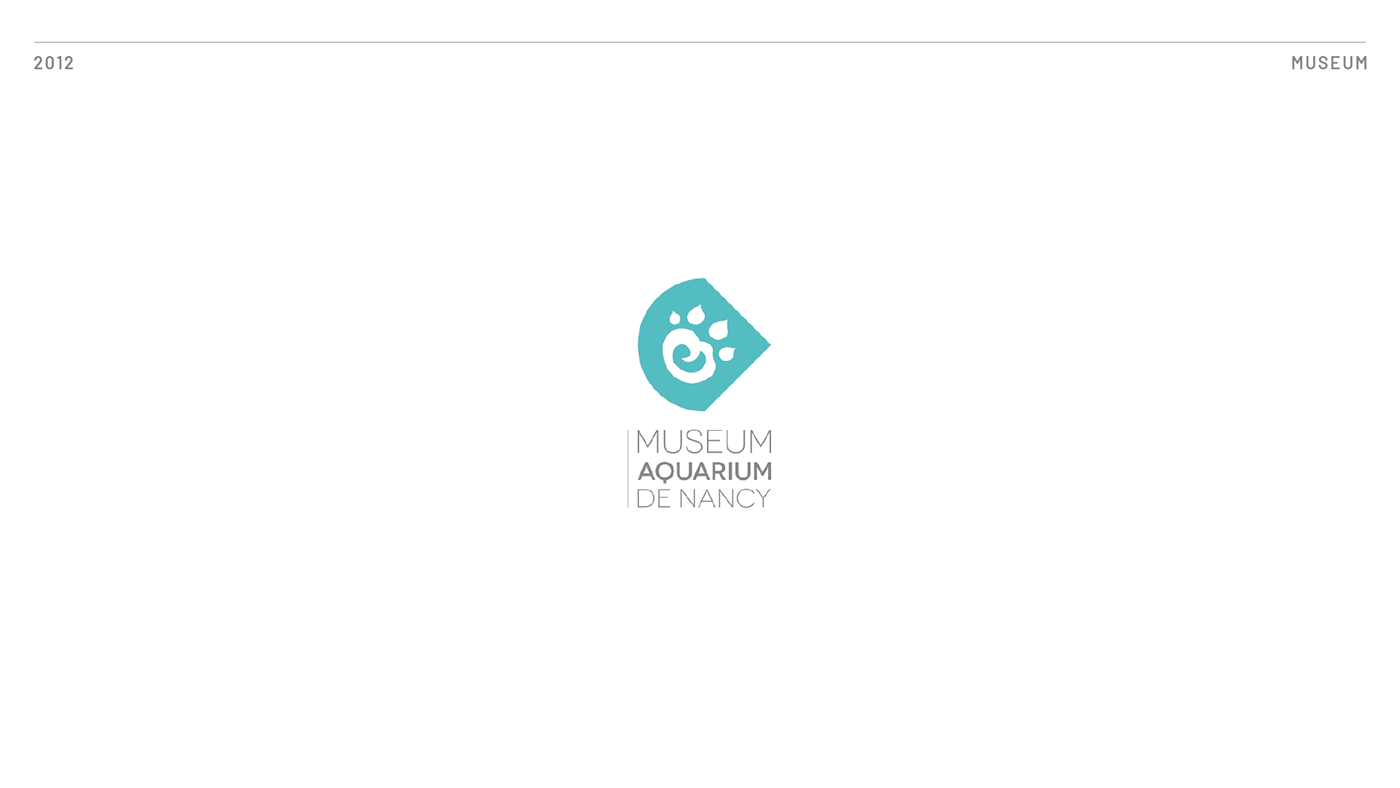 Logo for Museum Aquarium de Nancy