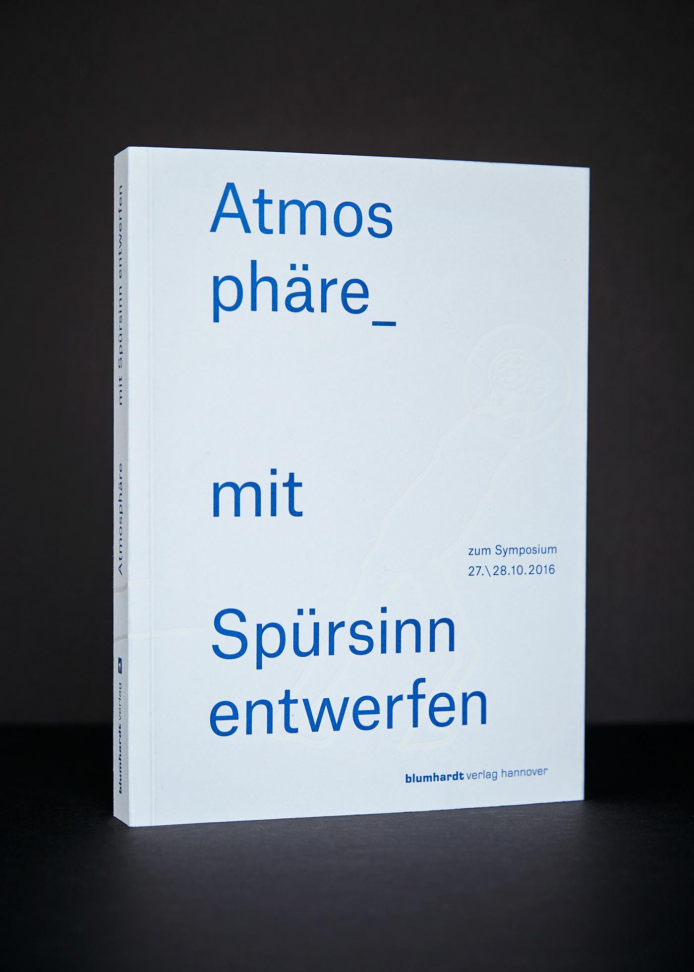 atmosphäre Innenarchitektur Raumgestaltung Hochschule Hannover Publikation