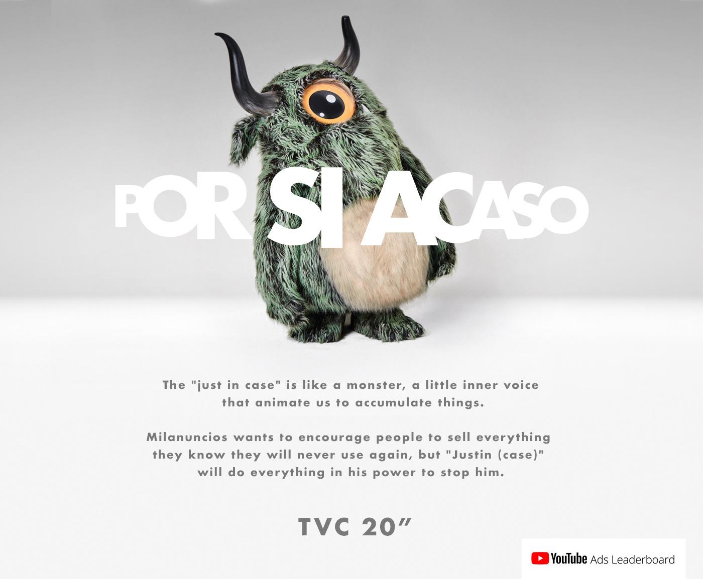 Character youtube Viral sticker instagram monster social media Milanuncios por si acaso bakea