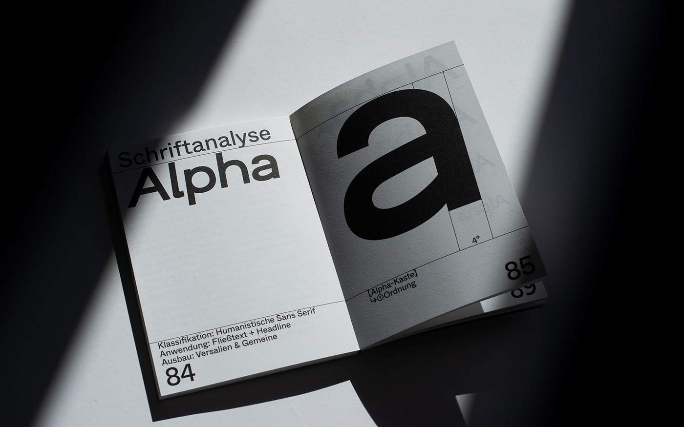 Alpha Epsilon, Alpha a