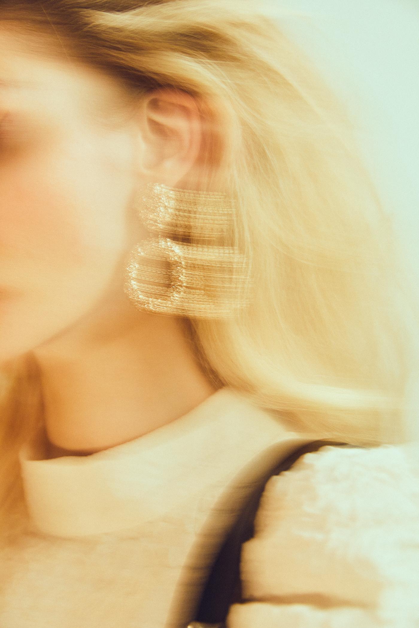 Betty blur dressed up editorial Fashion  fashion editorial Mode motion